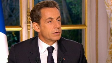 Sarkozy admits Euro for Greece 'was a mistake' | Countdown to Financial Armageddon | Scoop.it