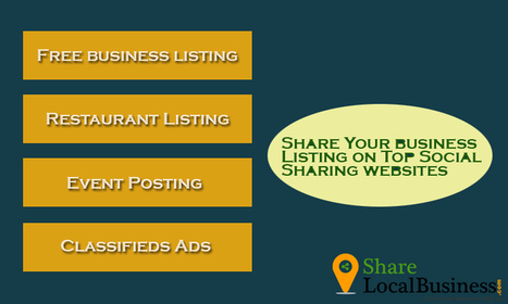 Top things to Consider before Listing Your Business on Business Listing Website | sharelocalbusiness | Scoop.it