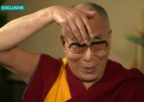 Watch: Dalai Lama makes funny impression of Donald Trump | News we like | Scoop.it