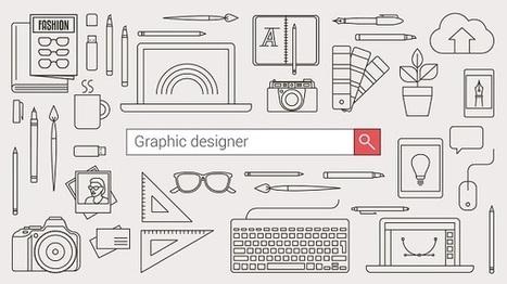 5 páginas para diseñadores gráficos | Educacion, ecologia y TIC | Scoop.it