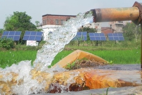 IPS – Solar-Powered Water Pumps Struggle to See the Light | Inter Press Service | Communication for Sustainable Social Change | Scoop.it