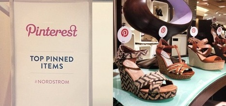 Stores promote products based on real-time Pinterest activity | What's in an Omnichannel-Commerce everywhere | Scoop.it