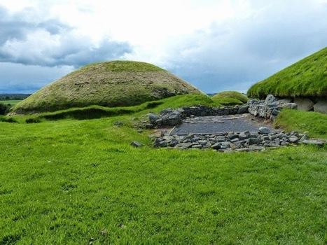 Carnet de Route : Tombe Néolithique de Knowth (Irlande)   Mégalithismes   Scoop.it