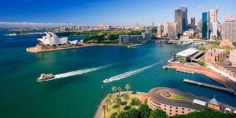 Twitter / Earth_Pics: Sydney Harbour - Sydney, ... | Discovering Australia & New Zealand | Scoop.it