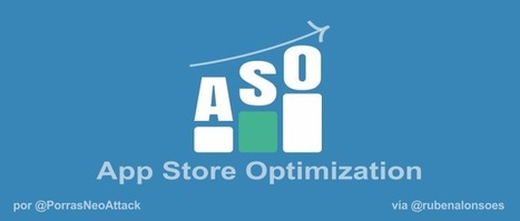 Cómo hacer posicionamiento ASO (App Store Optimization) | El Mundo del Diseño Gráfico | Scoop.it