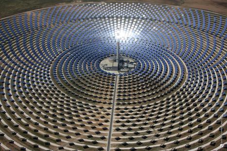 Andalucía aumenta consumo de energías renovables: eólica, termosolar y ... - REVE | energías renovables | Scoop.it