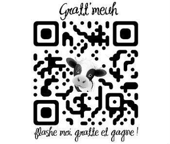 Le Télégramme - Gratt'Meuh : le QR Code est dans le pré ! | QRdressCode | Scoop.it