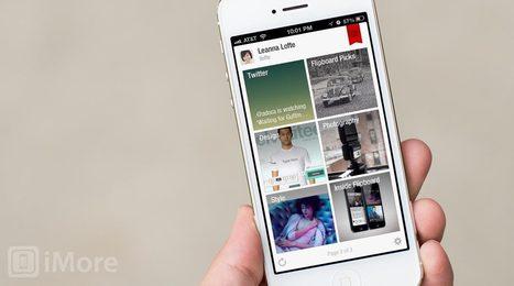 Flipboard 2.0 lets create your own magazines | OnLiNeR BoT - Apple news | Scoop.it