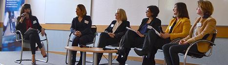Zoom sur la conférence « Portrait(s) de femmes dirigeantes » | Actualités ESSCA | Scoop.it