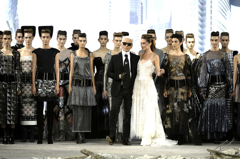 Revealed: Chanel to stage $2.5m fashion show on Dubai private island | Chanel | Scoop.it