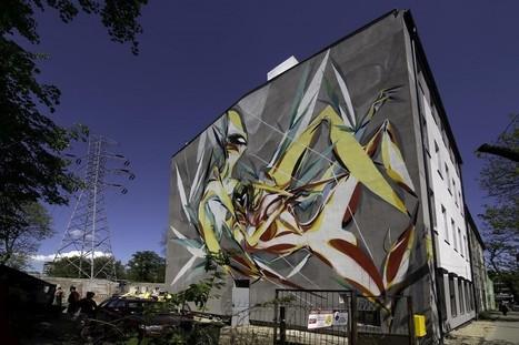 SHIDA - Galeria Urban Forms wall #38 - I Support Street Art | World of Street & Outdoor Arts | Scoop.it