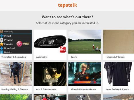 Windows 8.1 App Watch: Tapatalk | Windows 8 Apps | Scoop.it