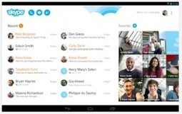 Free Download Skype - free IM & video calls 4.7.0.43514 | Android Apps, Games, and Themes | Scoop.it