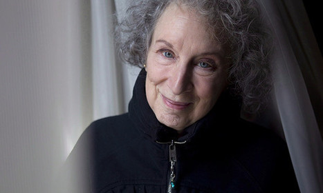 "Margaret Atwood: 'I have a big following among the biogeeks. ""Finally! Someone understands us!""' 
