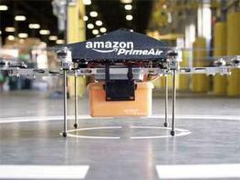 Technology, rules keep Amazon drone delivery in hangar, for now - Economic Times | CLOVER ENTERPRISES ''THE ENTERTAINMENT OF CHOICE'' | Scoop.it