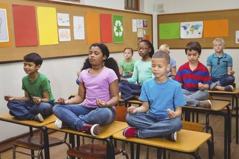 Une école américaine préfère la méditation à la punition | ACTU WEB MINDFULNESS | Scoop.it