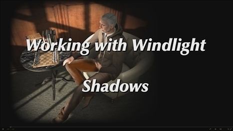 Machinima Open Studio Project: New Windlight Videos | Second Life - Guides - Tutorials | Scoop.it