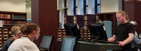 La bibliothèque nationale de Norvège sera la prochaine Alexandrie | Bibliothèque | Scoop.it