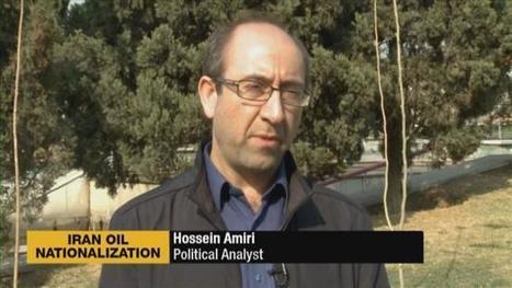 PressTV-Iran marks oil nationalization day | Global politics | Scoop.it