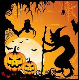 13 best Halloween people to follow on Twitter | For Lovers of Paranormal Romance | Scoop.it