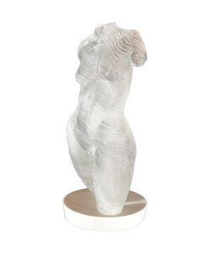 Roxie, la topologie du torse - Transparent n°2 - Sculpture - Olivier Duhamel | Tableaux des artistes du hangART | Scoop.it