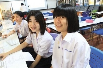 Distance Learning between a Thai High School and an American ... | VisioConférence à l'école | Scoop.it