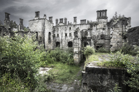 Derelict mansion | Abandoned Houses | Scoop.it