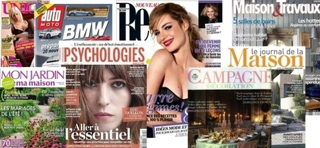 La vente des dix magazines de Lagardère effective | DocPresseESJ | Scoop.it