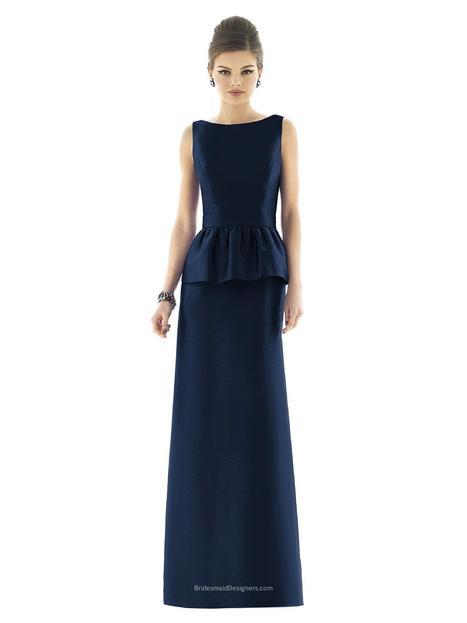 Boat Neck Bridesmaid Dresses, Boatneck Bridesmaid Gown - BridesmaidDesigners | Discount Bridesmaid Dresses | Scoop.it