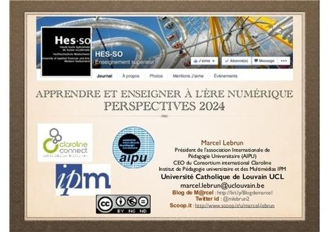 2024 : Enseigner à l'université dans 10 ans par Marcel Lebrun | actu-formation | Scoop.it