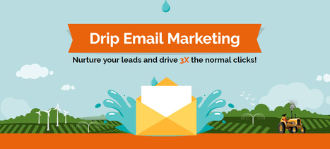 Email Drip Campaign Tips, Examples, Statistics and Best Practices | Astuces & Tutoriels Marketing & WebMarketing | Scoop.it
