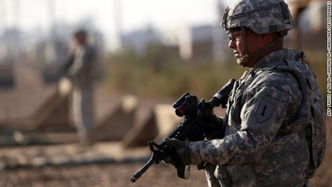 Will U.S. troops move closer to Iraqi front lines? | World Intel | Scoop.it