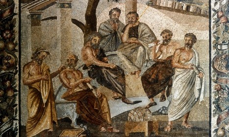Plato and Aristotle   Philosophical Explorations of the Human Mind   Global education on Ancient Greek language   Scoop.it