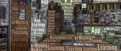 Ten ways to use WordFoto app in the classroom… by @87History | The DigiTeacher | Scoop.it