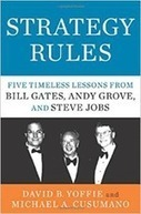 The 5 Strategy Rules of Bill Gates, Andy Grove, and Steve Jobs — HBS Working Knowledge | How the impact of technology is changing the world of eBusiness and peoples work and social lives | Scoop.it