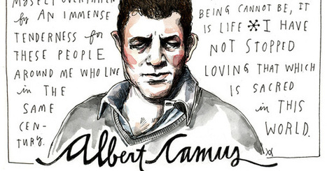 Albert Camus on Happiness and Love, Illustrated by Wendy MacNaughton | Joy and Business | Scoop.it