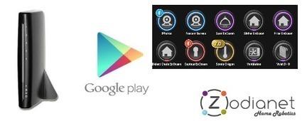 ZiBASE : L'Application Domotique pour Android passe en V X.X | Soho et e-House : Vie numérique familiale | Scoop.it