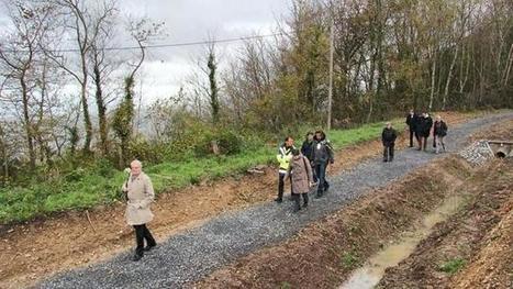 Le chemin de rando des Frémonts a rouvert | Revue de Web par ClC | Scoop.it