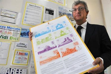 Naples to launch new 'Napo' notes in bid to boost city | Money News | Scoop.it