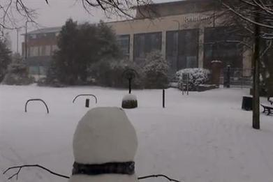 Daily Diary - John Lewis snowman's journey continues   Advertising news   Campaign   Experiential Marketing Updates   Scoop.it