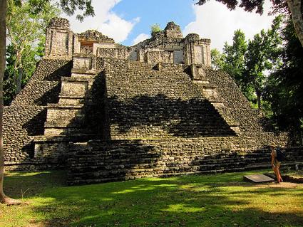 Dzibanché | La antigua civilización Maya | Scoop.it