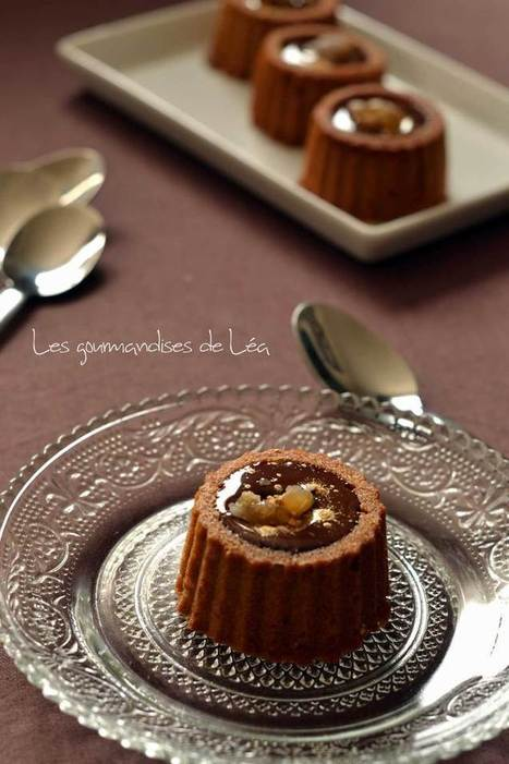 #Dessert #Recipe / Cake with chestnut cream and chocolate | BrightSpring and Delicious Food | Scoop.it