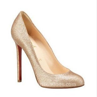 100mm Gold Christian Louboutin Pumps Delic Glitter [Gold Christian Louboutin Pumps] - $166.00 : Christian Louboutin 2013 Sale with Discount Price | Christian Louboutin Shoes | Scoop.it