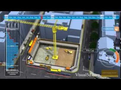 RÉVOLUTION numérique du bâtiment : Et BIM dans ta ville ! - UrbaNews.fr (Blog) | Machines Pensantes | Scoop.it