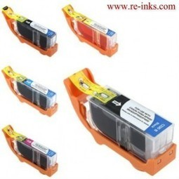 Tips For Getting Better Proficiency From Your Canon Ink Cartridges   Tips About Printer Cartridges - Shop.re-inks.com   Scoop.it