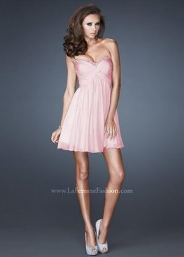 Pink Beaded Neck Pleated Short Dress for Homecoming [LF-18177 Pink] - $115.00 : Prom Dresses, Homecoming Dresses, Formal Dresses Outlet – EveryProm | prom dresses | Scoop.it