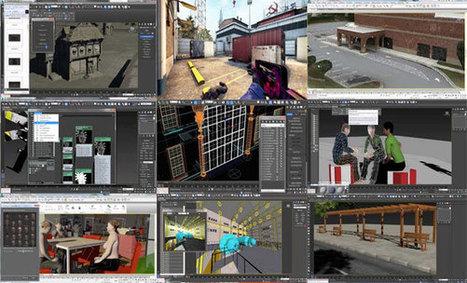 Download of various 3ds Max 2015 Tutorial | 3d information 2013 | Scoop.it
