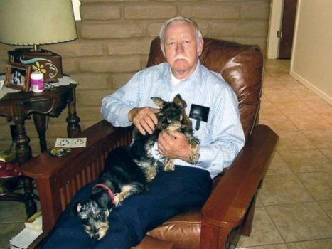 Touching Video of Dog Helping Alzheimer's Sufferer get Speech Back | The Animal-Human Bond | Scoop.it