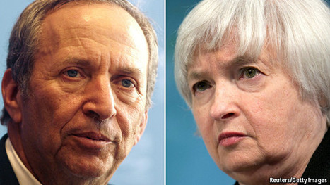 Federal Reserve Choosing the chairman - The Economist   banking regulation   Scoop.it