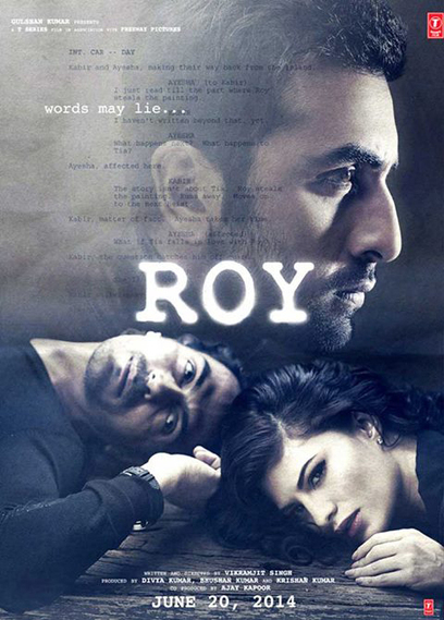 Jacqueline Fernandez Is Excited About 'Roy' | Bollywood | Scoop.it